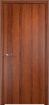Межкомнатная дверь VERDA ДПГ четверть  2014 в комплекте Итальянский орех фото