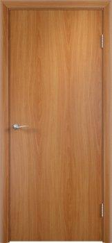 Межкомнатная дверь VERDA ДПГ четверть  2014 в комплекте Миланский орех фото