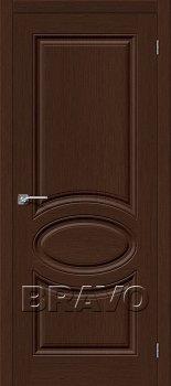 Межкомнатная дверь Статус-20, Ф-27 (Венге) фото