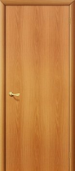 Межкомнатная дверь Гост, Л-12 (МиланОрех) фото