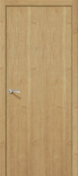 Межкомнатная дверь Гост-0, Т-01 (ДубНат) фото