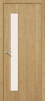 Межкомнатная дверь Гост-3, Т-01 (ДубНат) фото
