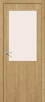 Межкомнатная дверь Гост-13, Т-01 (ДубНат) фото