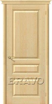 Межкомнатная дверь М5, Без отделки фото