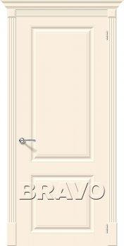 Межкомнатная дверь Скинни-12, Cream фото