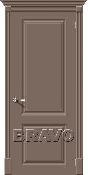 Межкомнатная дверь Скинни-12, Mocca фото