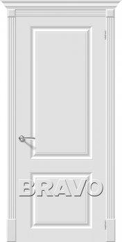 Межкомнатная дверь Скинни-12, Whitey фото