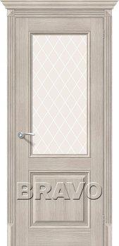 Межкомнатная дверь Классико-33, Cappuccino Veralinga фото