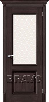 Межкомнатная дверь Классико-33, Wenge Veralinga фото