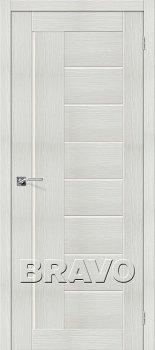 Межкомнатная дверь Порта-29, Bianco Veralinga/Magic Fog фото