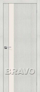 Межкомнатная дверь Порта-11, Bianco Veralinga фото