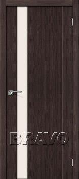 Межкомнатная дверь Порта-11, Wenge Veralinga фото