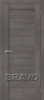 Межкомнатная дверь Порта-21, Grey Veralinga фото
