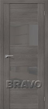 Межкомнатная дверь VG2 S, Grey Veralinga фото
