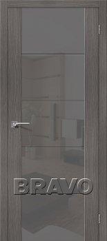 Межкомнатная дверь V4 S, Grey Veralinga фото