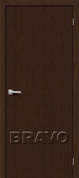 Межкомнатная дверь Тренд-0, 3D Wenge фото