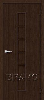Межкомнатная дверь Тренд-11, 3D Wenge фото