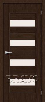 Межкомнатная дверь Тренд-23, 3D Wenge фото