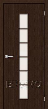 Межкомнатная дверь Тренд-12, 3D Wenge фото
