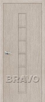 Межкомнатная дверь Тренд-11, 3D Cappuccino фото