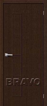 Межкомнатная дверь Тренд-3, 3D Wenge фото