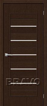 Межкомнатная дверь Тренд-22, 3D Wenge фото