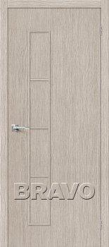 Межкомнатная дверь Тренд-3, 3D Cappuccino фото
