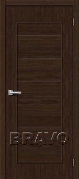 Межкомнатная дверь Тренд-21, 3D Wenge фото