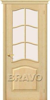 Межкомнатная дверь М7, Без отделки фото