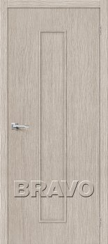Межкомнатная дверь Тренд-13, 3D Cappuccino фото