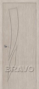 Межкомнатная дверь Мастер-9, 3D Cappuccino фото