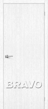 Межкомнатная дверь Тренд-0, Snow Veralinga фото