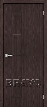 Межкомнатная дверь Тренд-3, Wenge Veralinga фото