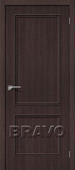 Межкомнатная дверь Симпл-12, Wenge Veralinga фото