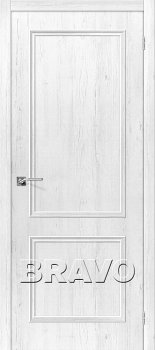 Межкомнатная дверь Симпл-12, 3D Shabby Chic фото