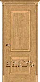 Межкомнатная дверь Классико-12, Real Oak фото