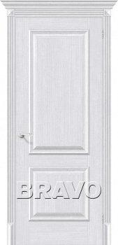 Межкомнатная дверь Классико-12, Milk Oak фото
