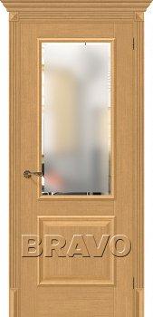Межкомнатная дверь Классико-13, Real Oak фото