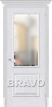Межкомнатная дверь Классико-13, Milk Oak фото