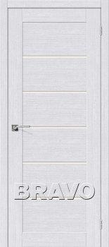 Межкомнатная дверь Легно-22, Milk Oak фото