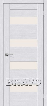 Межкомнатная дверь Легно-23, Milk Oak фото