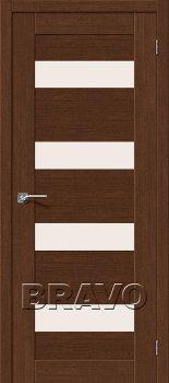 Межкомнатная дверь Легно-23, Brown Oak фото