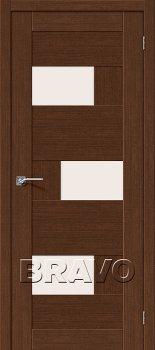 Межкомнатная дверь Легно-39, Brown Oak фото