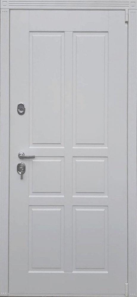 Дверь Воевода Сотник-5 ШП-1 Дуб темный в Твери за 50835 руб. с доставкой и установкой
