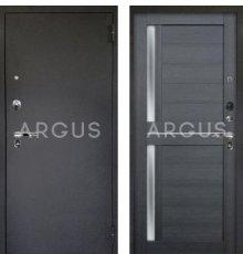Дверь Аргус Люкс ПРО Мирра Лунная Ночь / Черный Шелк