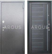 Дверь Аргус Люкс АС Диана Лунная Ночь / Серебро Антик