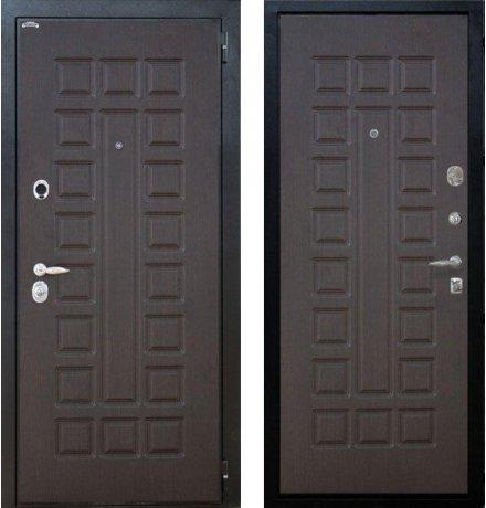 """Дверь Интекрон """"Спарта"""" Венге/Венге фото"""