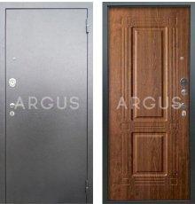 Дверь Аргус Люкс АС Триумф Дуб Золотой / Серебро Антик