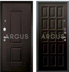 Дверь Аргус Люкс АС Шоколад Венге / 2П Триумф Венге