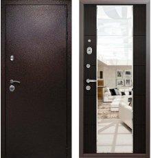 Дверь Кондор Райтвер Президент Меланж темный с зеркалом